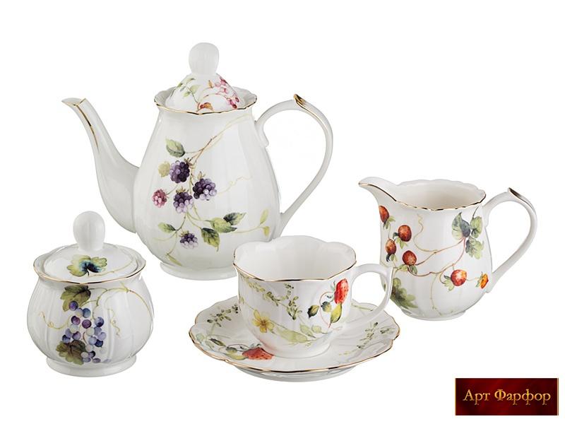 Владивостоке чайный набор на 6 персон 12 пр фрутта правило, создать свой