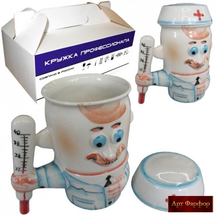 Тематические подарки для врачей 34